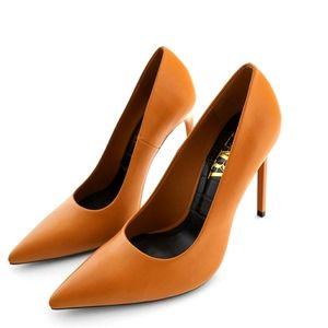 Zara pointed toe high heels size 40